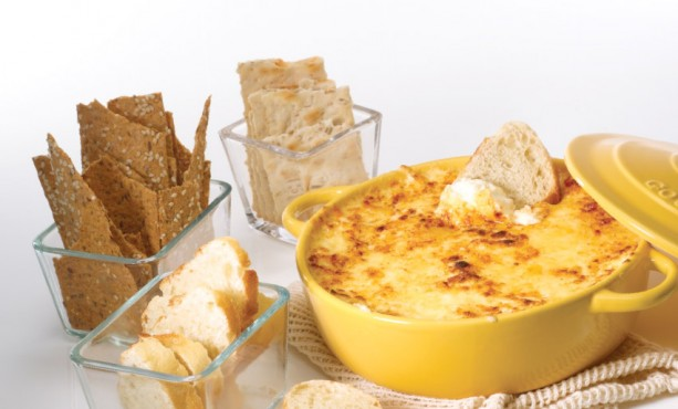 Bake your favorite dip in one of our oven-save dishes. We have a variety of colors and sizes available.