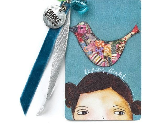 kelly rae roberts bookmark