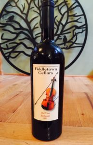 Fiddletown Cellars Wine