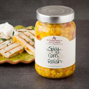 Spicy Corn Relish